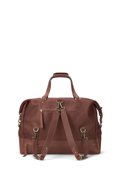 LOWELL // SAINT-MATHIEU NAPPA LEATHER  | BAGS at LOWELL MTL