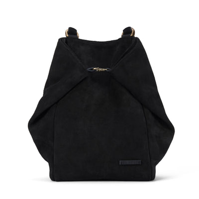 LOWELL // CASGRAIN NEWPORT LEATHER BLACK | BAGS at LOWELL MTL