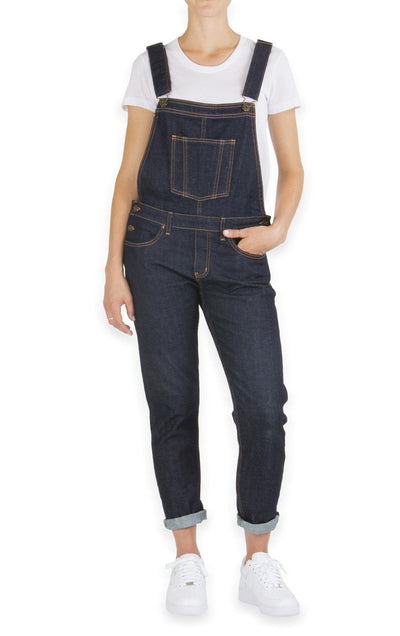 NAKED AND FAMOUS // INDIGO OVERALLS  | OVERALLS at LOWELL MTL