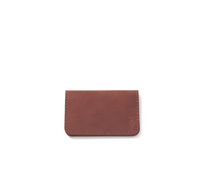 LOWELL // n. 110 NAPPA COGNAC | WALLET at LOWELL MTL