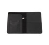 LOWELL // n. 105 NAPPA BLACK | WALLET at LOWELL MTL
