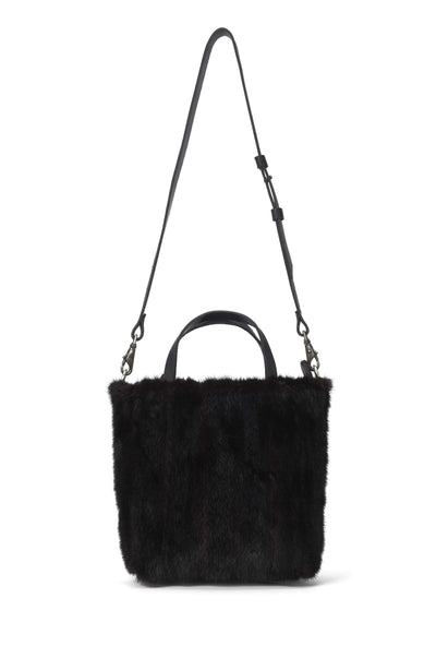 LOWELL // ATWATER VISON PETIT  | FUR BAGS at LOWELL MTL