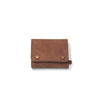 LOWELL // n. 100 NEWPORT TAN | WALLET at LOWELL MTL