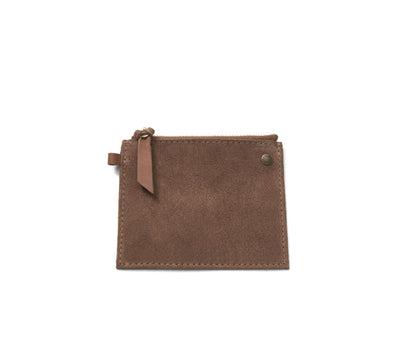LOWELL // n. 201 NEWPORT TAN | POUCH at LOWELL MTL