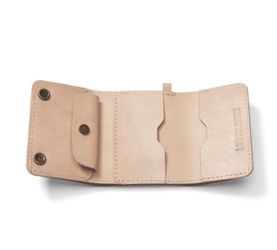 LOWELL // n. 100 VEG NUDE | WALLET at LOWELL MTL
