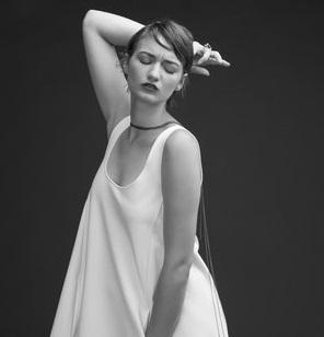 ELISA C-ROSSOW // B1 WHITE | DRESSES at LOWELL MTL