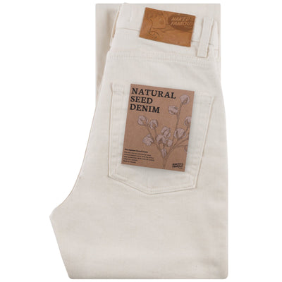 NATURAL SEED DENIM