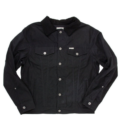 IRON AND RESIN // RAMBLER JACKET BLACK Black | Default at LOWELL MTL