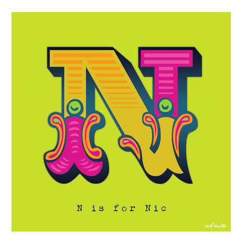 N is For Nic