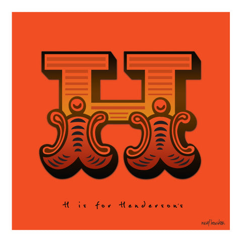 H is for Henderson's