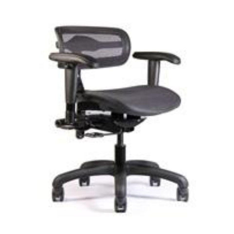 STEALTH STANDARD CHAIR - MIDNIGHT BLACK - STANDARD SIZE SEAT
