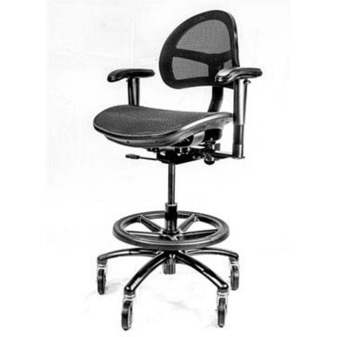 STEALTH PRO EXECUTIVE AUDIO ENGINEER CHAIR