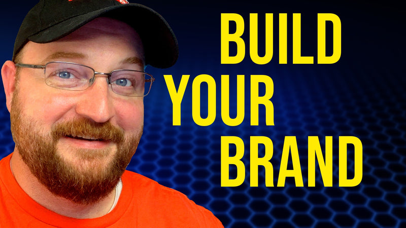 Build a Brand on YouTube - PREORDER