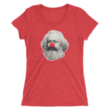 Load image into Gallery viewer, Clown Marx Ladies' short sleeve t-shirt