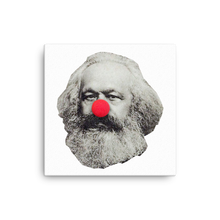 Load image into Gallery viewer, Clown Marx Canvas