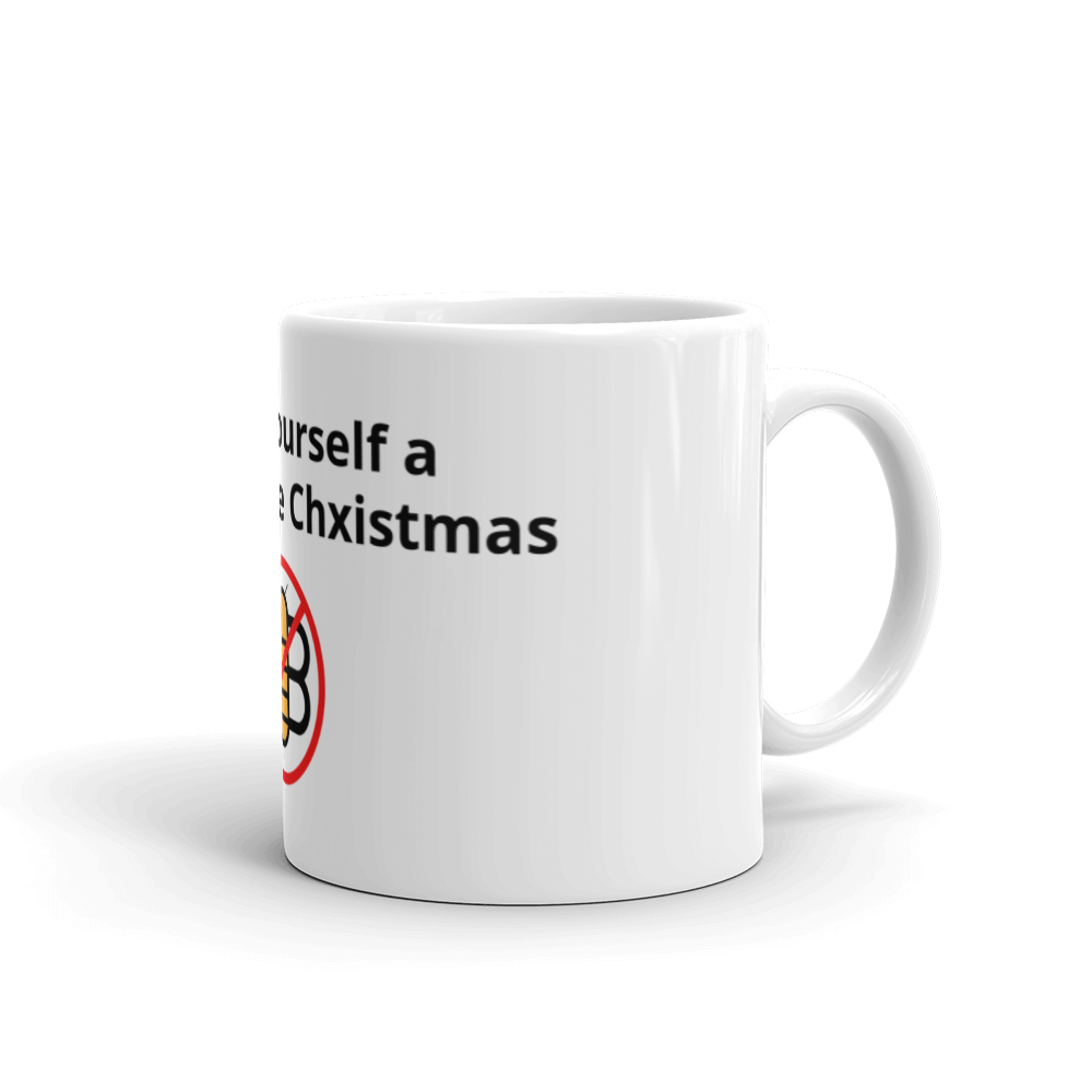 Have yourself a Mexxy little Chxistmas Mug