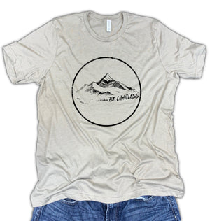 Be Limitless Unisex Soft Blend Shirt