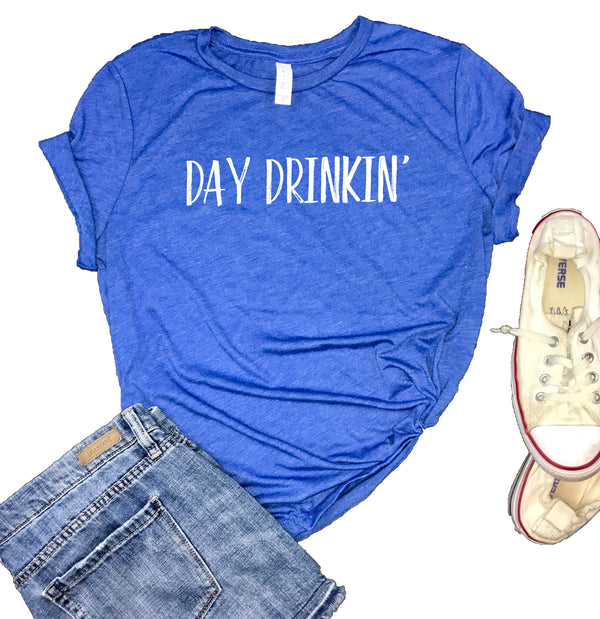 Day Drinkin' Women's Triblend Shirt
