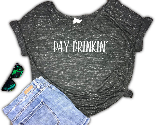 Day Drinkin' Slouchy Women's Shirt