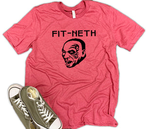 Fit-neth Unisex Soft Blend Workout Shirt