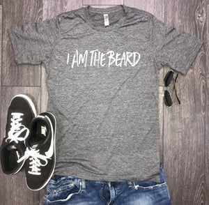 funny beard t shirt, i am the beard, if lost return to the beard, couples shirts, funny beard shirts, beard gift, beard shirt, couples shirt