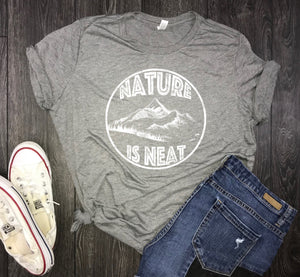 nature shirt, hiking t-shirt, hiking shirt, wanderlust, mountain shirt, nature tshirt, shirt nature, wanderlust shirt, womens nature shirt