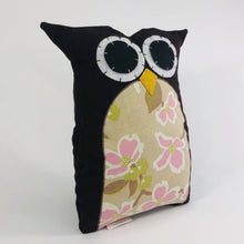 Load image into Gallery viewer, Owl Pillow Tall
