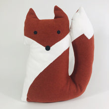 Load image into Gallery viewer, Fox Pillow