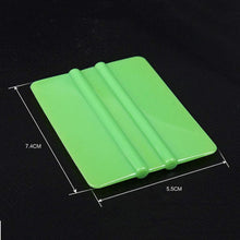 Load image into Gallery viewer, Large Double-sided Green Felt Edge Wallpaper Smoother - 1pcs