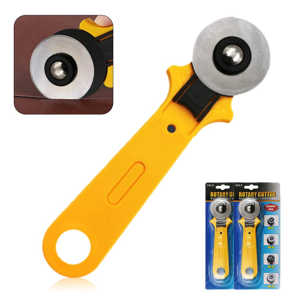 Round Roller Manual Wallpaper Cutter Tool -45mm