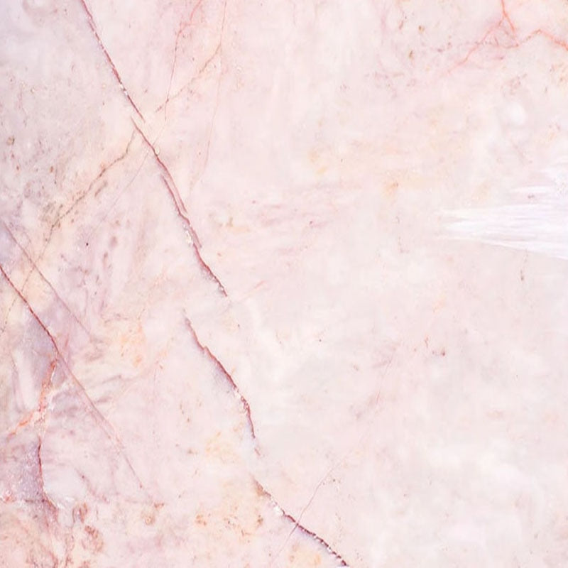 Pink 3D Marble Wall Mural