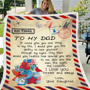 Thanksgiving blanket for Son, Wife, Future Wife, Husband, Girlfriend, Mom, Dad