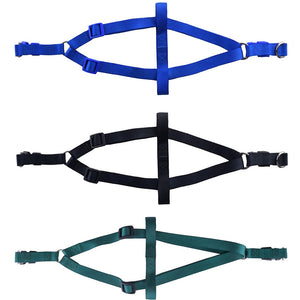 Reflective Harness Adjustable Nylon Pet Dog Belt