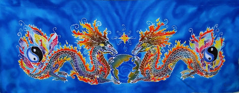 Earth Dragons Banner