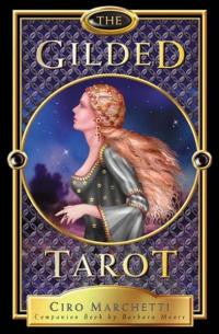 Gilded Tarot Deck and Book