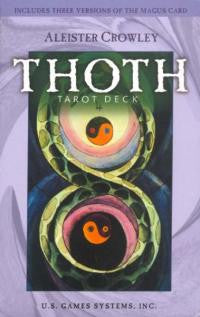 Aleister Crowley Thoth Deck Premier Edition