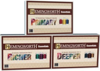 Hemingworth Essentials Complete Collection