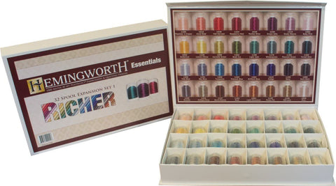 Hemingworth Essentials - Richer Set