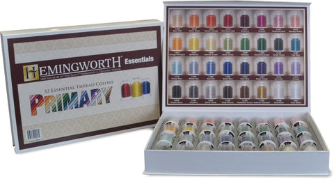 Hemingworth Essentials - Primary Set