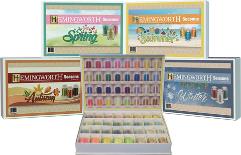 Hemingworth All Seasons Complete Collection