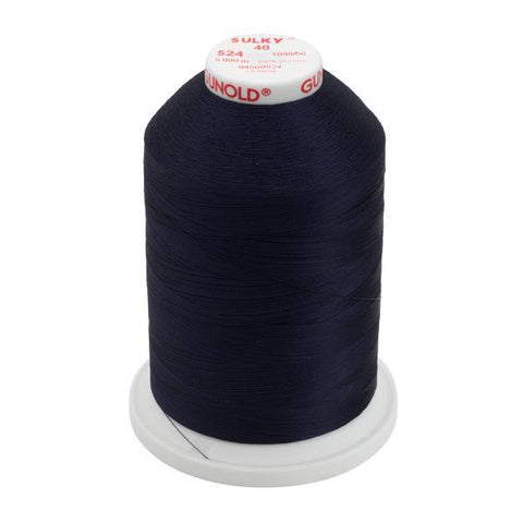 0524  Deep Navy - Oh My Crafty Supplies Inc.