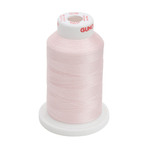 61113 - Pastel Mauve Polyester Embroidery Thread - 40 WT. 1,100 yd. Cones