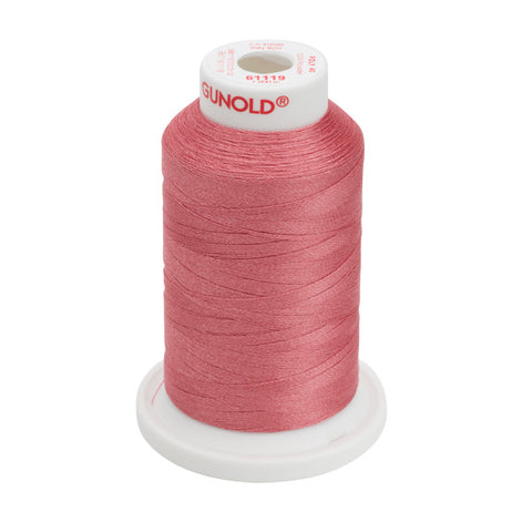 61119 - Dark Mauve Polyester Embroidery Thread - 40 WT. 1,100 yd. Cones