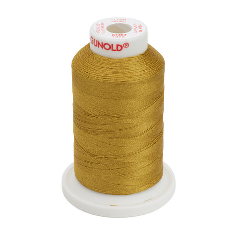 61364 - Light Sepia Polyester Embroidery Thread - 40 WT. 1,100 yd. Cones