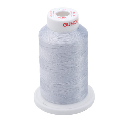 61465 - Dark Mist Polyester Embroidery Thread - 40 WT. 1,100 yd. Cones