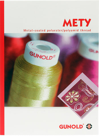 Mety (Metallic) Color Card