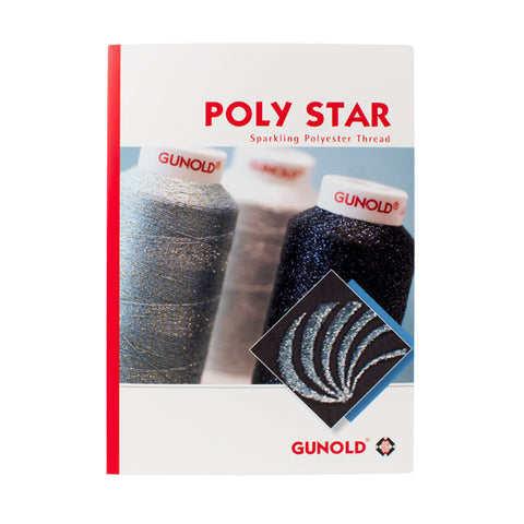Poly Star Color Card