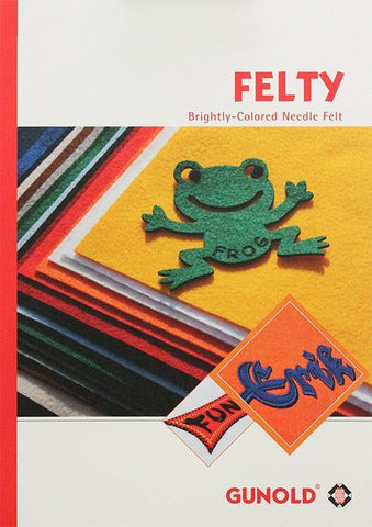 Felty™ Color Card