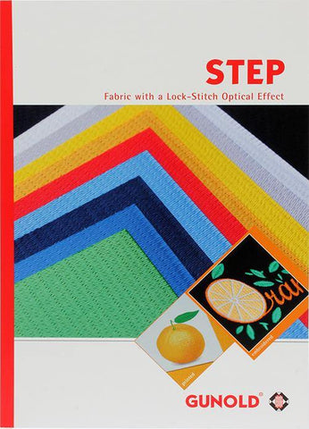 Step™ (Stitch Saver) Color Card