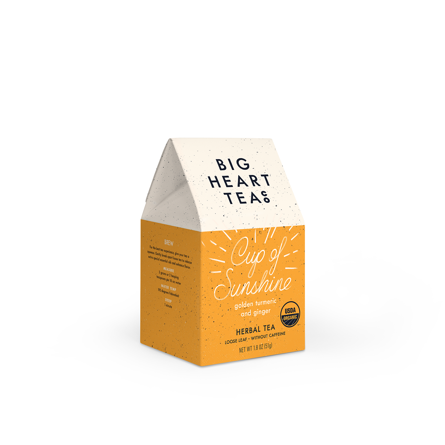 Cup of Sunshine Loose Leaf Tea
